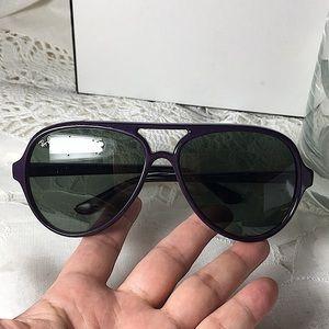 🖤RayBan purple sunglasses